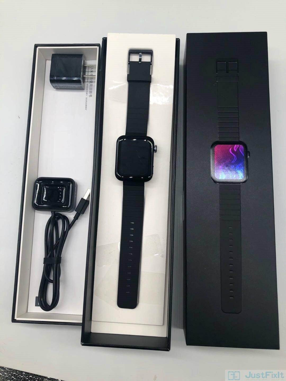 Original Xiaomi Smart Mi Watch GPS NFC WIFI ESIM Phone Call Bracelet Android Wristwatch Sport Bluetooth Fitness Heart Rate